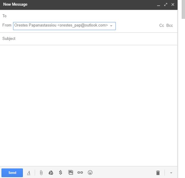 How To Configure A Custom Email Address To Send Email Via Gmail